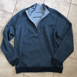 Tommy Bahama Men's Reversible Pullover Size L